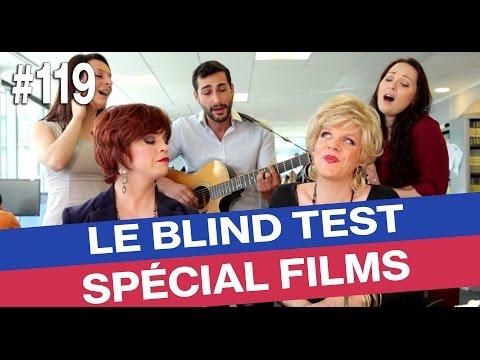 Catherine et Liliane s'organisent un blind test au bureau
