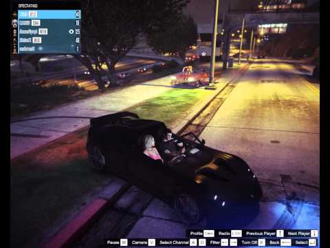 Blatant Online Cheating/Hacking in GTA5 Ignored by Rockstar