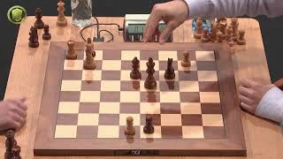 GM Artemiev (Russia) - GM Carlsen (Norway) FF+PGN