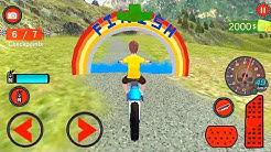 Kids Offroad Motorbike Racing Driver Game