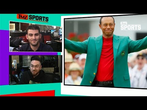 Michael Jordan Says Tiger Woods&39; Masters Win Is Greatest Comeback Ever  TMZ Sports