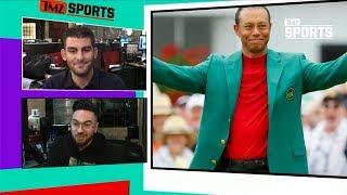 Michael Jordan Says Tiger Woods' Masters Win Is Greatest Comeback Ever   TMZ Sports