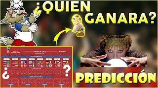 ¿EL GANADOR DEL MUNDIAL DE RUSIA 2018 ES..? (PREDICCIÓN)   The Gamer Nica