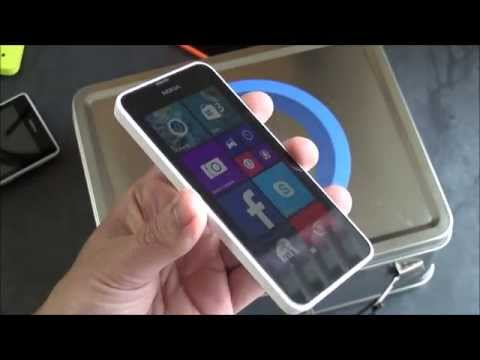 T-Mobile Nokia Lumia 635 first look and OS tour