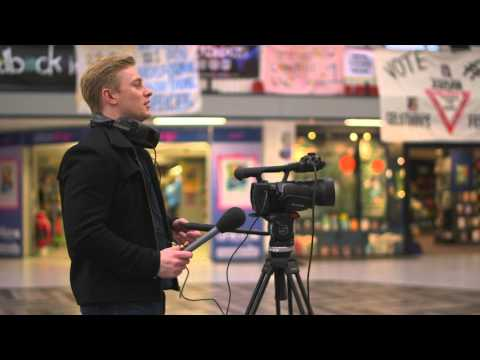 Study Journalism at the University of Derby