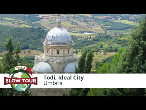 Welcome to Todi: the ideal city | Italia Slow Tour |