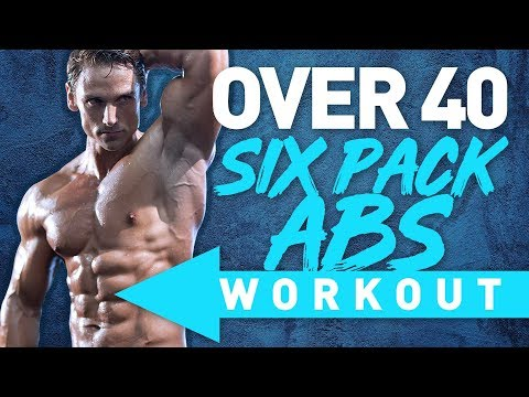 Over 40 Six Pack Abs Workout – Powered By Blade™