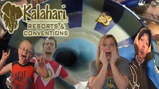 CADENYURK VLOGS : KALAHARI WATER PARK RESORT AND CONVENTION CENTER SANDUSKY, OHIO