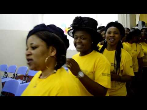 RCCG MIRACLE CENTRE ATHENS PRECIOUS WOMEN CONVENTION DAY 1