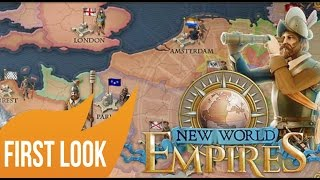 New World Empires Gameplay First Look - HD