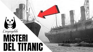 Titanic: 4 teorie del complotto che devi conoscere
