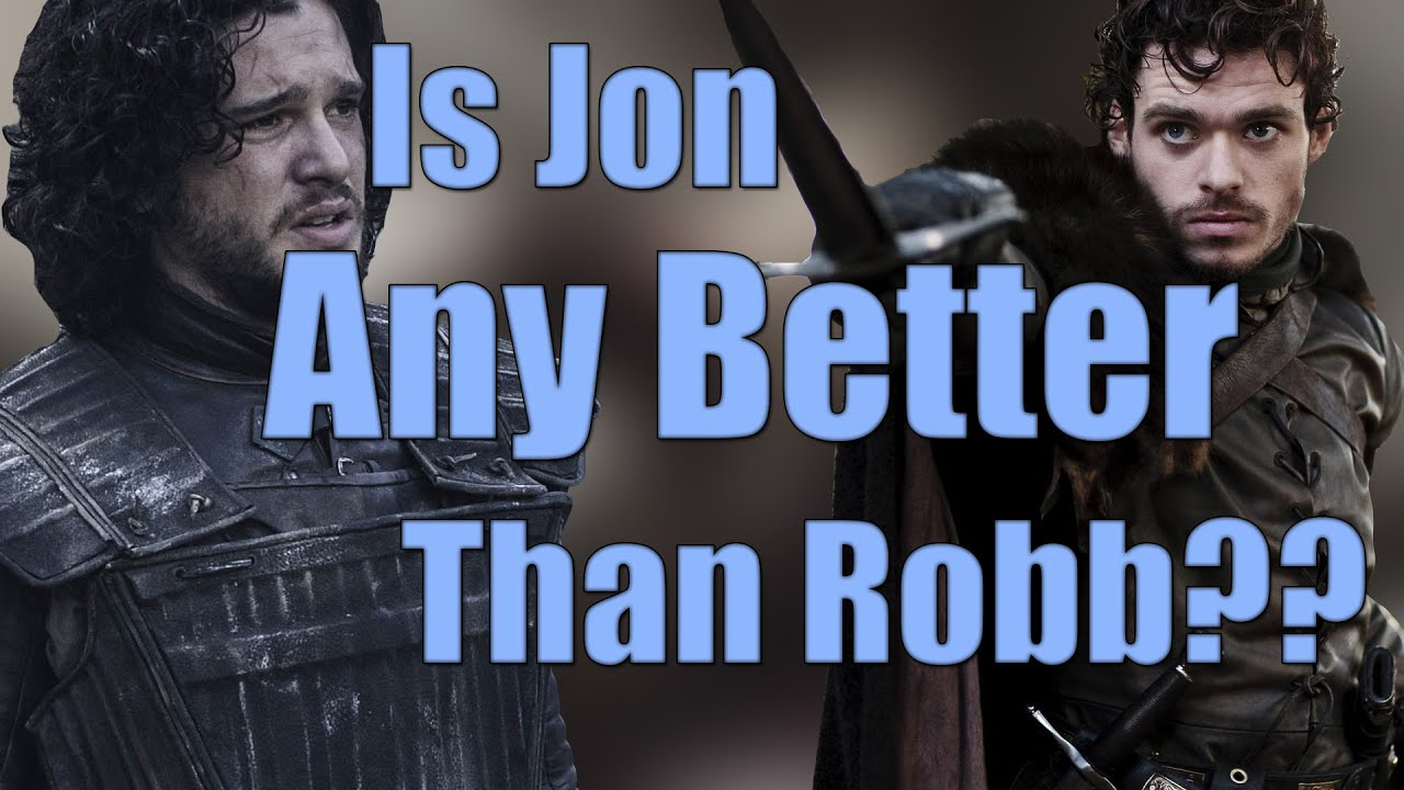 Game of Thrones: The Similarities Between Robb & Lyanna Stark Are Heartbreaking