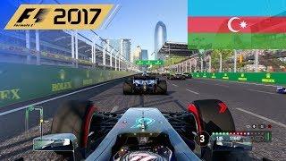 F1 2017 - 100% Race at Baku City Circuit in Bottas