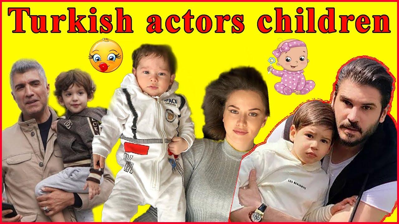 Download Turkish Actors Children ,Name and Age of Children of Turkish Actors 👶, turkish drama