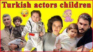 Turkish Actors Children ,Name and Age of Children of Turkish Actors 👶, turkish drama