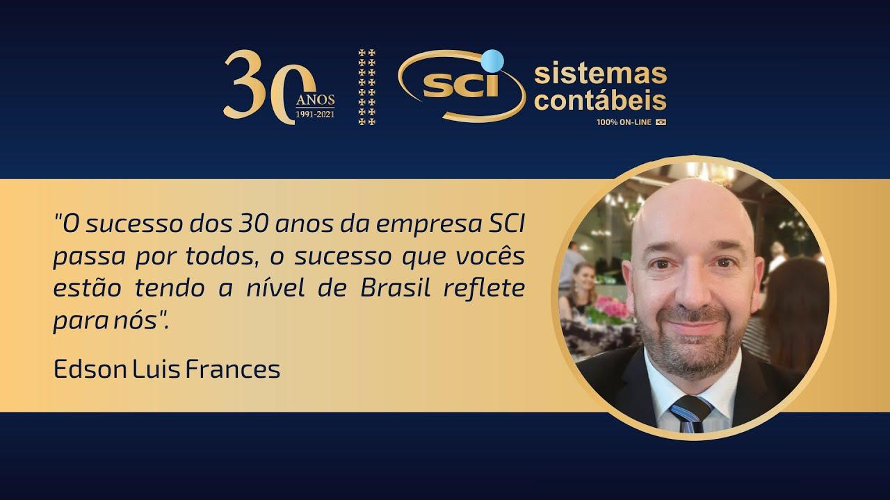 SCI 30 ANOS: inovação e segurança