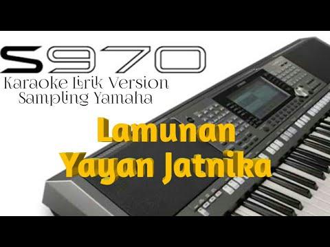 Lamunan Yayan Jatnika [ Style Sampling Yamaha Psr S970 ]