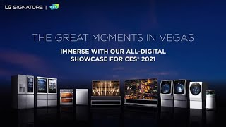 [LG SIGNATURE at CES 2021] The…