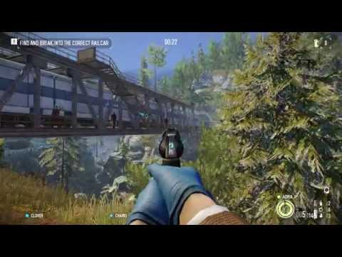 Payday 2 Train Heist (Standalone) Stealth Solo
