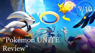 Pokemon UNITE Review [Switch] - Free to Play (Video Game Video Review)