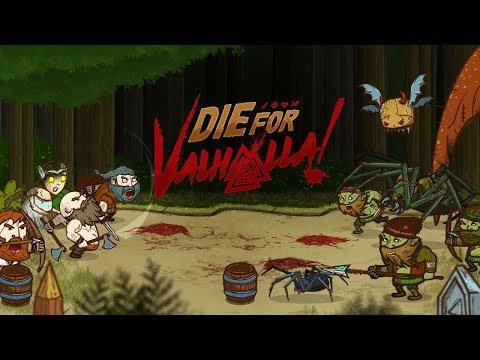 Die for Valhalla! |СТРИМ| Прохождение в кооперативе!