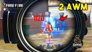 Ajjubhai is Back 17 Kill 2 AWM OverPower Gameplay - Garena Free Fire