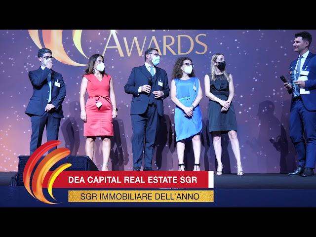 DeA Capital Real Estate SGR - TopLegal Corporate Counsel & Finance Awards 2021