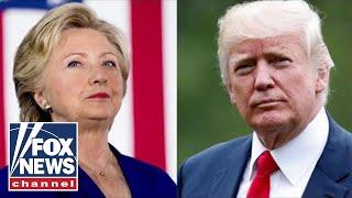 Hillary Clinton teases Trump with 2020 run: 'Don't tempt me'