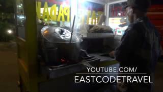 Beef Satay Grills Padang Style Sate Sapi Street Food