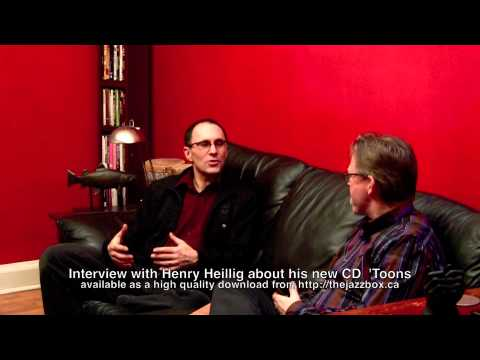 Henry Heillig CD release interview.mov