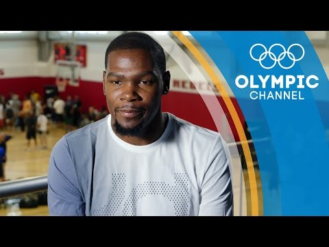 How big of a Foodie is Basketball star Kevin Durant ft Chef Ryan Lopez   Gold Medal Entourage