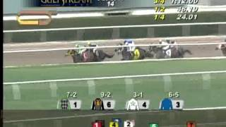 Gulfstream Park: Race 14 The Besilu Florida Derby G1 / March 29, 2014