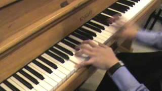 Flo Rida ft. Kesha - Right Round Piano by Ray Mak