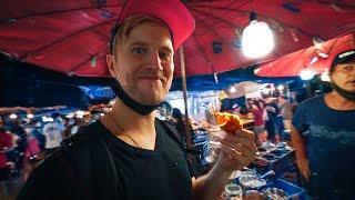 Bangkok Street Food Market in 2020 / Thailand After Lockdown