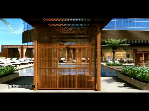 Spa Lofts 3d Animation by Pacificom Multimedia