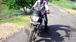 Vinay Bike stants