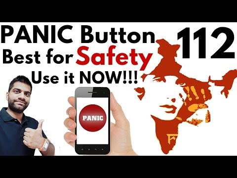 What is PANIC Button? Best for Safety!!! #SaveYourself