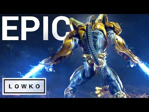 StarCraft 2: EPIC Zerg vs Protoss!