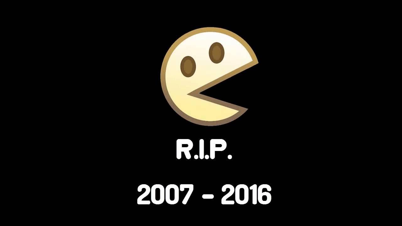 Quitan Emoji De Pac Man De Facebook :u0027v || R.I.P. Pac Man :v