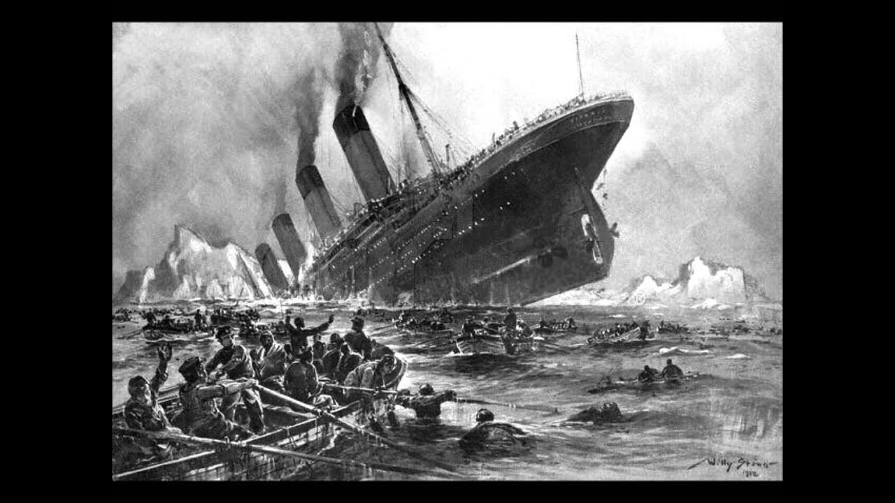 Untergang Der Titanik