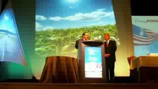 NEC 2013 - Sec. Tom Vilsack Delivers Keynote Address at National Ethanol Conference