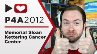 Project For Awesome 2012 - Memorial Sloan Kettering Cancer Center