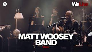 Matt Woosey Band | WeLive - Episode VIII | Live Blues Concert