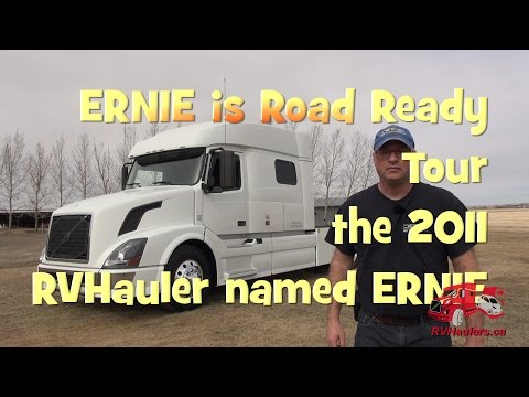 SALE - $33,900 Price Reduction - Meet and Greet the 2011 RVHauler Named ERNIE