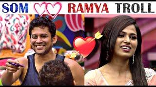 Bigg Boss 4 Day 27 Troll | Som Loves Ramya | 31 Oct 2020 | Tamil | Rakesh & Jeni | R&J 2.0