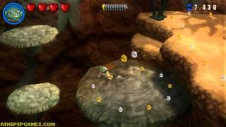 LEGO Star Wars III: The Clone Wars - PSP - #01-1. Ambush - Act 1