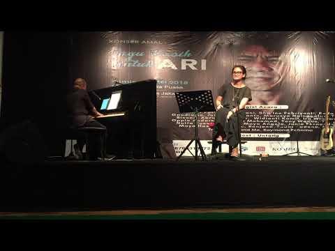 Di Luar Hujan-Goenawan Muhammad (Tribute tO Ari-Reda) Lagu Kasih Untuk Ari