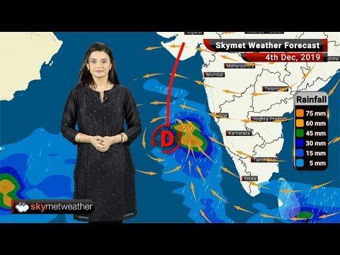Weather Forecast Dec 4: Heavy Rain In Lakshadweep, Rough Sea Conditions In Kerala, Coastal Karnataka