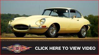1968 Jaguar E-Type (SOLD)