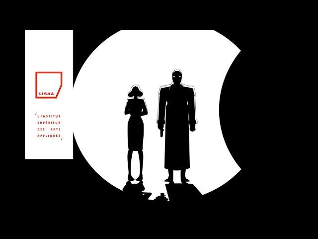 Le rongeur - Film de diplôme Bachelor Animation 2D 2020
